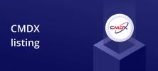 CMDX listing